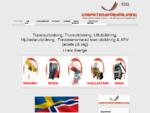 Kompetensförsörjning Truckutbildning, Traversutbildning Liftutbildningar i hela Sverige