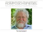 Die Spiegel des Professor Arnulf Komposch