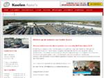Koolen Autos BV - Welkom op de website van Koolen Auto's