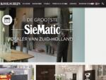 Koolschijn Delft | | SieMatic Keukens, Badkamers en Tegels|