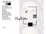Kopfbilder Lyrik Bilder Experimente kreative Kunst und Multimedia