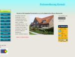 Ferienwohnung Kornab in Esens-Bensersiel Ostfriesland