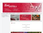 Koru-Anttila - korut, kellot, lahjat, häät, ristiäiset, lakkiaiset, turku, raisio, naantali