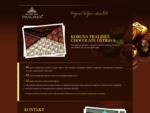 KORUNA PRALINES - belgická čokoláda Ostrava, Jurečkova 18