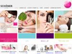 Kosmetikausbildung an der Kosmetikschule SCHÖNER, München 089264488