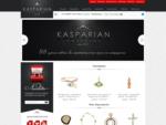 Κοσμήματα Κασπαριάν. Ρολόγια, σταυροί, βραχιόλια, δαχτυλίδια, κολιέ