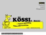 Kössinhalli Oy ... venyy eduksesi Yritys