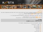 kosta | קוסטה | איבזור רכבים | דיגום רכבים