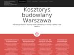 Kosztorys budowlany, inwestorski, powykonawczy - Warszawa - Kosztorysant - Usługi