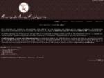 Μπάμπης και Μάκης Κουτουλογένης - Χειροποίητο έπιπλο και ειδικές κατασκευές