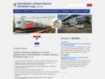 Koordinátor veřejné dopravy Zlínského kraje, s. r. o. -nbsp;KOVED