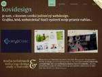 Ján Kovács - webdizajnér, grafik a kóder | kovidesign. sk
