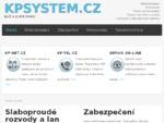 KPSYSTEM s. r. o - www. kpsystem. cz