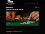 Fun Casino Hire Norwich | About Us | KQ Fun Casinos