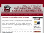 Spletna stran za ljubitelje harmonike in domače glasbe