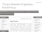 Spine Care - Masaż leczniczy Warszawa - rwa kulszowa Warszawa
