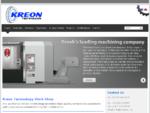 Μηχανουργείο Kreon Technology