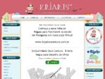 Doce Costura - Kriarts - Arte em Patchwork e Bonecos de Pano - Régua de Olhos e Dinky Baby