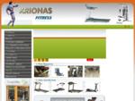 KrionasFitness - Όργανα γυμναστικής Διάδρομοι Πάγκοι Ποδήλατα προϊόντα άθλησης και γυμναστηρίου ...