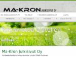 Julkisivuremontit ja julkisivukorjaukset Turun seudulla ja Varsinais-Suomessa | Ma-Kron Julkisivut