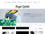 Briller - Solbriller - Linser - Synstest - Synsunders248;kelse - Optiker - Krogh Optikk