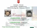 Kromeriz, Moravia, Czech Republic, Unesco Heritage, Repubblica Ceca, patrimonio UNESCO