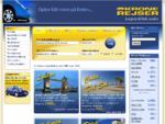 Krone Rejser - Billige Rejser, Flybilletter, storby ferie, Rejser til London, Barcelona rejser,