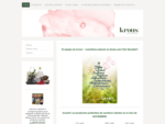 KROUS Cosmética natural - Cosmetica Organica · Cosmetica Sin Conservantes · Cremas Naturales · Champ