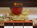 Krousty Friterie Restaurant à Libin