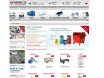 Kruizinga. cz Der größte Online-Shop für Lager- und Transportmittel