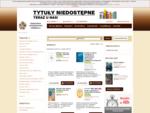 Ksi281;garnia Internetowa Umbrella Bytom