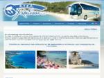 ΚΤΕΛ ΧΑΛΚΙΔΙΚΗΣ, χαλκιδικη δρομολογια συγκοινωνια, λεωφορείο, λεωφορεία, εισητήρια για χαλκιδική