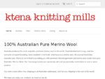 Ktena Knitting Mills - Fine Supersoft Merino Wool Underwear made in clean green Australia.