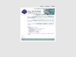 Informační technologie v kostce | Ing. Ján Kubek