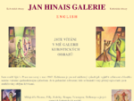 HINAIS GALERIE - Kubistické obrazy - Cubist Painting