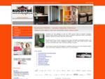Kuchyně Fokos - zakázková výroba nábytku | nábytek Olomouc