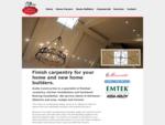 Finish Carpentry Company mdash; Kitchener Waterloo Region, Toronto