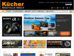 Foto Kücher Digitale Welt - Ihr Fachhändler für Foto, Video, TV und HiFi