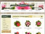 Kukkatoimitukset Kajaaniin | Kukkakontti