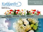 Kukkakauppa Helsinki | Tilaa kukkia jo tänään!