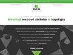Grafika Webovà½ch strà¡nek a E-shopů Logotypy - KULIN. cz