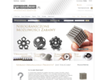 NeoCube - oryginalne Kulki magnetyczne z magnesów neodymowych