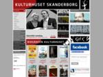 Kulturhuset Skanderborg - Biografen Kulturhuset