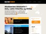 Akademiske delstudier i Asia, Latin-Amerika og Afrika - Kulturstudier