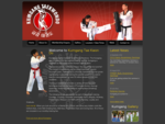 Welcome to Kumgang Tae Kwon Do - Martial Arts Auckland