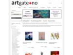Galleri Artgate - norsk grafisk kunst fra kjente og nye kunstnere