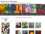 Willkommen bei Kunst ohne Grenzen - Farben für´s Leben