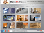 StoneslikeStones: Steinpaneele, MSD, Akzentpaneele, ALROX Figurenschliff-Metallpaneele, Duralmond, R