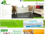 Etusivu - Kuopion Tapetti ja Väri