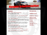 Kuopion Urheiluautoilijat Ry www. kuopionua. fi Etusivu